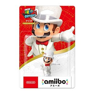 amiibo マリオ【ウェディングスタイル】 (スーパーマリオシリーズ) [video game] globetrotter-shop