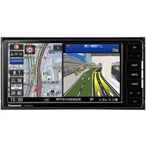 パナソニック カーナビ ストラーダ  7型ワイド CN-RE06WD  フルセグ/Bluetooth/DVD/CD/SD/USB/VICS|globetrotter-shop
