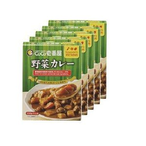 CoCo壱番屋 レトルト野菜カレー(5個入)|globetrotter-shop