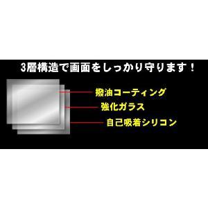 特価 iPhone5 5S 5C SE 強化ガラス ガラスフィルム 保護フィルム 硬度9H 極薄 0.26mm ゆうパケット送料無料|glow-japan|03