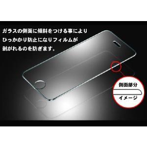 特価 iPhone5 5S 5C SE 強化ガラス ガラスフィルム 保護フィルム 硬度9H 極薄 0.26mm ゆうパケット送料無料|glow-japan|04
