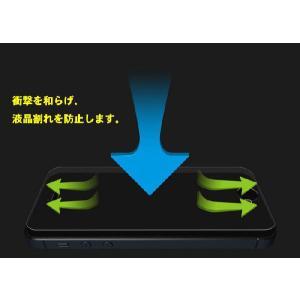 特価 iPhone5 5S 5C SE 強化ガラス ガラスフィルム 保護フィルム 硬度9H 極薄 0.26mm ゆうパケット送料無料|glow-japan|05