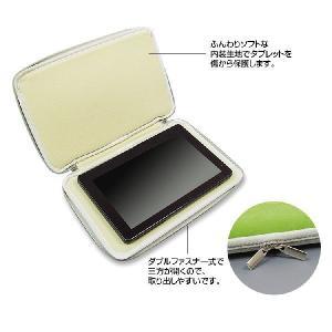 7インチ汎用カバー ネクサス7 ギャラクシータブ7.0 キンドルファイア bluedot 7インチ タブレットPC用 ケース カバー ゆうパケット送料無料|glow-japan|02