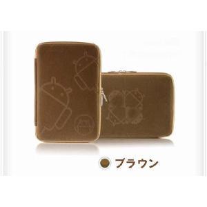7インチ汎用カバー ネクサス7 ギャラクシータブ7.0 キンドルファイア bluedot 7インチ タブレットPC用 ケース カバー ゆうパケット送料無料|glow-japan|05