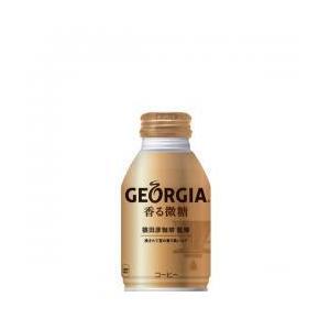 ジョージア 香る微糖 ボトル缶 260ml 24本入り