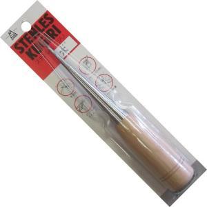 サイズ:全長約16mm 重量:70g 用途:手芸、ファイルの穴あけ、けがき作業、ビン・缶のフタあけ