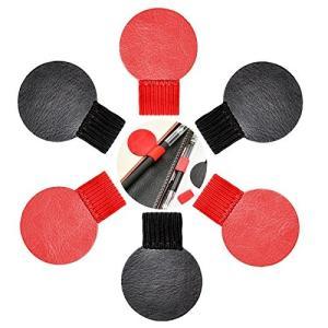 ?リングカラーは2種類:ブラック、レッド。 ? ペンループ - どんなサイズのペンまたは鉛筆にもフィ...