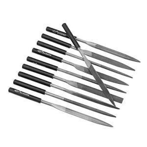 Ranoki ヤスリ 目立てヤスリ 棒ヤスリ 木工用ヤスリ やすり 木 金属用 組ヤスリセット