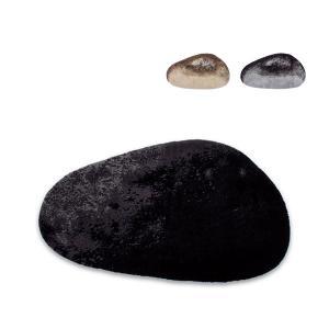 アビス&ハビデコール Abyss&Habidecor ラグマット 玄関マット 綿100% 約70x120cm Stone ストーン 高級 洗える バスマット おしゃれ|glv