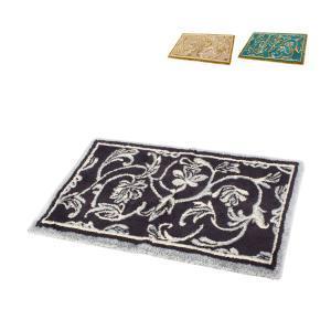 アビス&ハビデコール Abyss&Habidecor 玄関マット 50×80cm 高級 上質な肌触り ラメ糸 Dynasty(ダイナスティ) ラグマット 上品|glv