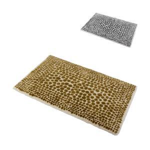 アビス&ハビデコール Abyss&Habidecor 玄関マット 50×80cm 高級 上質な肌触り ラメ糸 Dolce(ドルチェ) ラグマット 上品 華やか|glv