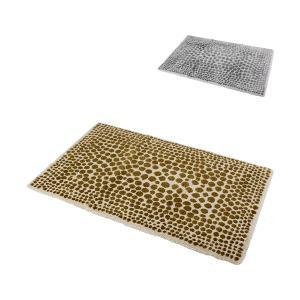 アビス&ハビデコール Abyss&Habidecor 玄関マット 60×100cm 高級 上質な肌触り ラメ糸 Dolce(ドルチェ) ラグマット 上品 華やか|glv