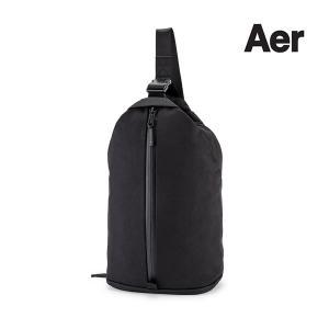 エアー AER ショルダーバッグ 17.2 L スリングバッグ 2 AER11003 ブラック SLING BAG 2 BLACK メンズ レディース ジム ビジネス ナイロン|glv