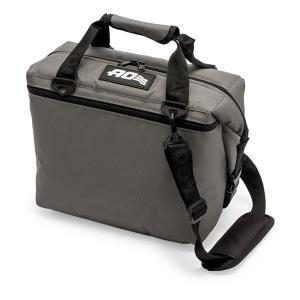 【お盆もあすつく】エーオー クーラーズ AO Coolers クーラーバッグ 12パックキャンバス ソフトクーラー AO12CH 約11L glv 06