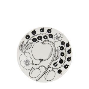 【全品あすつく】Arabia アラビアブラックパラティッシ64 1180006678-5 ソーサー(皿 16.5cm 165mm Saucer|glv