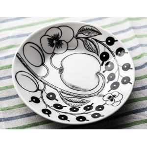 【全品あすつく】Arabia アラビアブラックパラティッシ64 1180006678-5 ソーサー(皿 16.5cm 165mm Saucer|glv|02