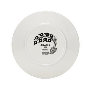 【全品あすつく】Arabia アラビアブラックパラティッシ64 1180006678-5 ソーサー(皿 16.5cm 165mm Saucer|glv|06