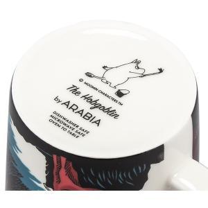 【5%還元】【あすつく】アラビア ムーミン マグ 300mL マグカップ 北欧 食器 フィンランド Moomin Mugs おしゃれ かわいい 贈り物 プレゼント ギフト glv 07
