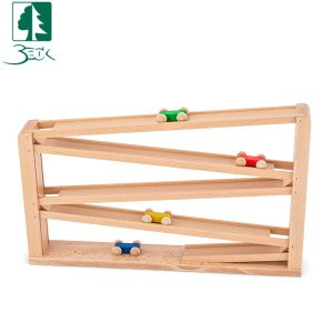 ベック社 BECKクネクネバーン 大 BE20007 木のおもちゃ 積み木 おもちゃ|glv