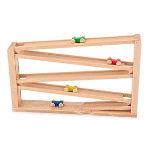 【お盆もあすつく】ベック社 BECKクネクネバーン 大 BE20007 木のおもちゃ 積み木 おもちゃ|glv|02