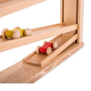 【お盆もあすつく】ベック社 BECKクネクネバーン 大 BE20007 木のおもちゃ 積み木 おもちゃ|glv|09