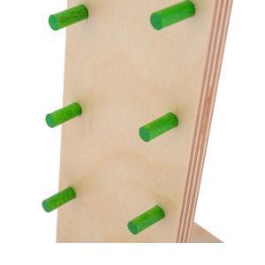 【お盆もあすつく】ベック社 BECKカタカタ人形 ウォブラー 20012 木のおもちゃ 積み木 おもちゃ glv 07