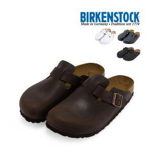 ビルケンシュトック 歩きやすい クロッグサンダル オールシーズン アウトドア 革 スウェード 靴 幅...