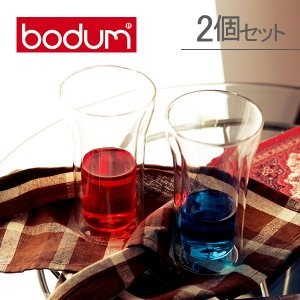Bodum ボダム アッサム ダブルウォールグラス 2個セット 0.4L Assam DWG 4547-10US Double Wall Cooler set of 2 クリア 北欧|glv