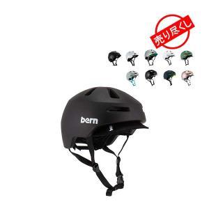 バーン BERN ヘルメット ブレントウッド 2.0 オールシーズン 大人 自転車 スケボー ユニセ...