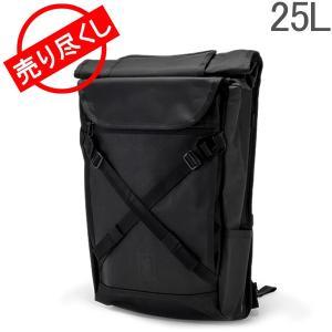 クローム Chrome バックパック リュック 25L ブラーボ 2.0 BG-190 ブラックローム メンズ レディース 通勤 通学 ロールトップ バッグ|glv