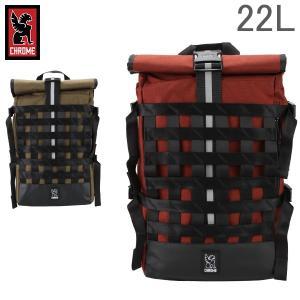 クローム Chrome バックパック 22L バラージ カーゴ BG-163 Backpacks Barrage Cargo リュック ロールトップ 完全防水|glv