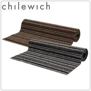 チルウィッチ Chilewich パール ストライプ シャグ Shag Purl Stripe Runner 屋内 屋外用 玄関 キッチン フロアマット ランナー 204|glv