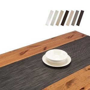 チルウィッチ Chilewich テーブルランナー 183×36cm ミニバスケットウィーブ おしゃれ 100133 Mini Basketweave Runner|glv