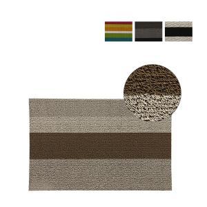 チルウィッチ Chilewich ボールド ストライプ シャグ ドアマット Bold Stripe Shag Doormat 玄関マット 200S|glv