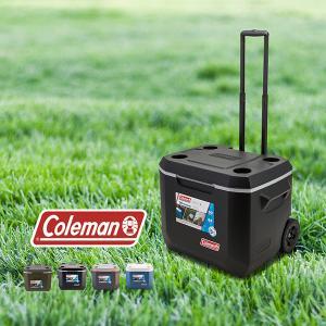 コールマン Coleman クーラーボックス エクストリーム ホイール クーラー 50QT 大容量 ...