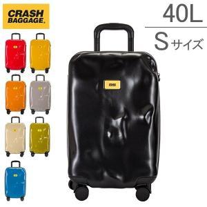 クラッシュバゲージ Crash Baggage スーツケース 40L パイオニア Sサイズ 機内持ち込み CB101 キャリーバッグ クラッシュバゲッジ|glv