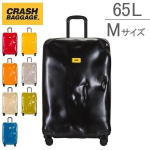 クラッシュバゲージ Crash Baggage スーツケース 65L パイオニア Mサイズ 中型 CB102 Pioneer キャリーバッグ クラッシュバゲッジ|glv