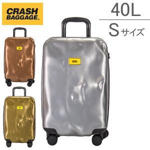 クラッシュバゲージ Crash Baggage スーツケース 40L ブライト Sサイズ 機内持ち込み CB111 Bright キャリーバッグ キャリーケース クラ|glv