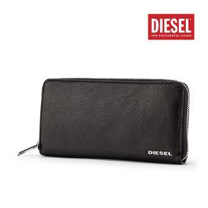 ディーゼル Diesel 財布 メンズ 長財布 ラウンドファスナー レザー 小銭入れ付 本革 X04458 PR227 人気 プレゼント 誕生日 ギフト|glv