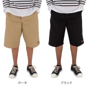 【5%還元】【あすつく】ディッキーズ Dickies ハーフパンツ メンズ ショートパンツ 42283 無地 MENS パンツ 短パン 定番 glv 02
