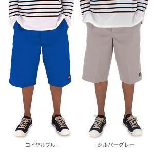 【5%還元】【あすつく】ディッキーズ Dickies ハーフパンツ メンズ ショートパンツ 42283 無地 MENS パンツ 短パン 定番 glv 06
