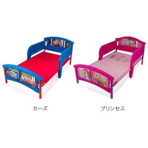 【お盆もあすつく】デルタ Delta 子供用 ベッド トドラーベッド Toddle Bed 組み立て式 幼児用 インテリア キャラクター glv 02