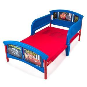 【お盆もあすつく】デルタ Delta 子供用 ベッド トドラーベッド Toddle Bed 組み立て式 幼児用 インテリア キャラクター glv 11