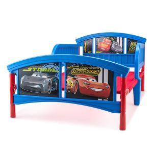 【お盆もあすつく】デルタ Delta 子供用 ベッド トドラーベッド Toddle Bed 組み立て式 幼児用 インテリア キャラクター glv 13