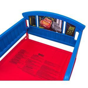 【お盆もあすつく】デルタ Delta 子供用 ベッド トドラーベッド Toddle Bed 組み立て式 幼児用 インテリア キャラクター glv 14