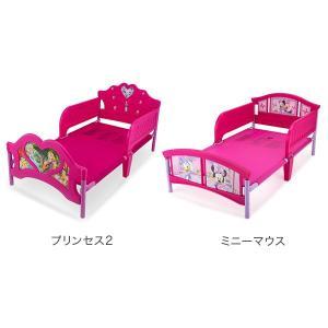 【お盆もあすつく】デルタ Delta 子供用 ベッド トドラーベッド Toddle Bed 組み立て式 幼児用 インテリア キャラクター glv 03