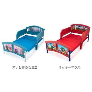 【お盆もあすつく】デルタ Delta 子供用 ベッド トドラーベッド Toddle Bed 組み立て式 幼児用 インテリア キャラクター glv 07