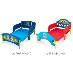 【お盆もあすつく】デルタ Delta 子供用 ベッド トドラーベッド Toddle Bed 組み立て式 幼児用 インテリア キャラクター glv 09