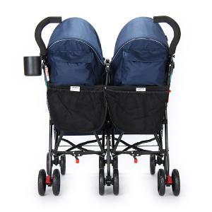 【お盆もあすつく】デルタ Delta ベビーカー シティ (ツインズ 双子) ストローラー City ST LX Side Stroller 11701 ツイン 二人乗り 軽量 折りたたみ glv 09