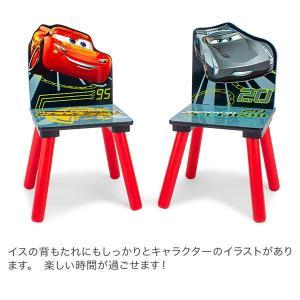 【お盆もあすつく】デルタ Delta テーブル & チェア 2脚 セット Table & Chair Set 子供部屋 キッズ 机 イス 木製 椅子|glv|13